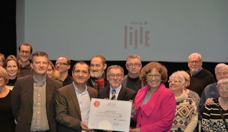 Lille : Ville amie des Aînés