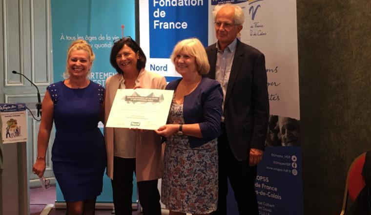 1er prix Lauréat de la Semaine Bleue : CCAS de Wattrelos