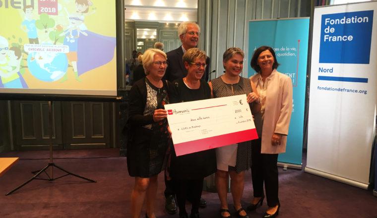 3ème prix Lauréat de la Semaine Bleue : CCAS de Maubeuge