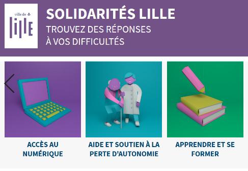 Numérique et accès aux droits : un portail solidaire, CCAS de Lille