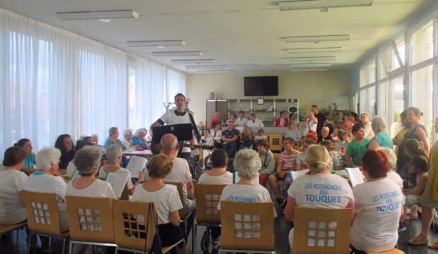 Une fête de la musique intergénérationnelle à Wattrelos !