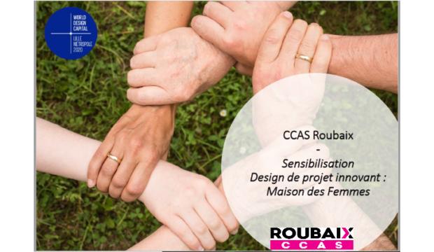 Co-design de services publics : comment penser le CCAS de Roubaix de demain ?