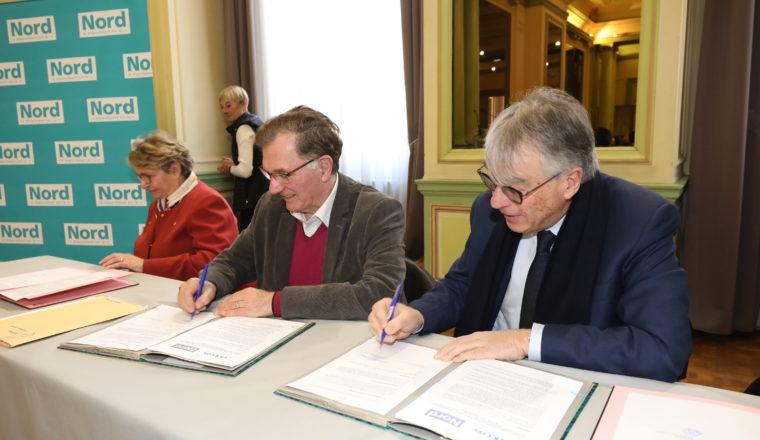 Une convention entre l'UDCCAS et le Département