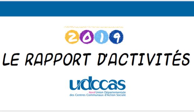 Le rapport d'activités 2019 de l'UDCCAS du Nord