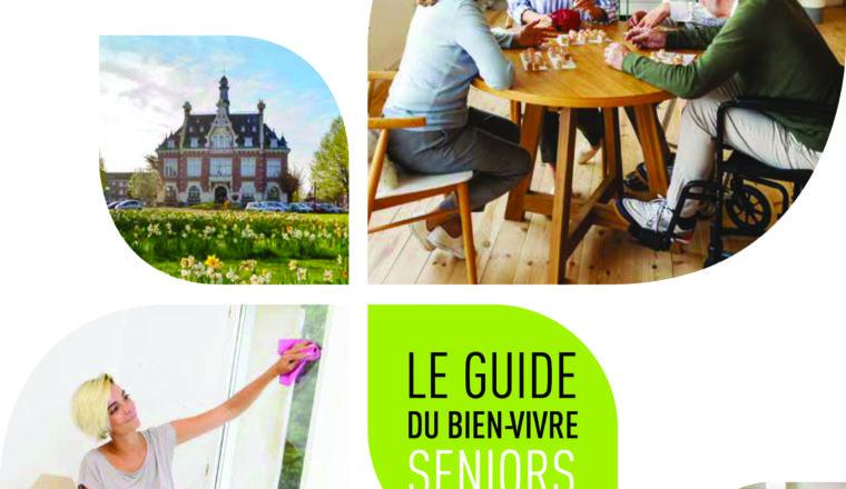 Le guide « Bien vivre à Houplines »