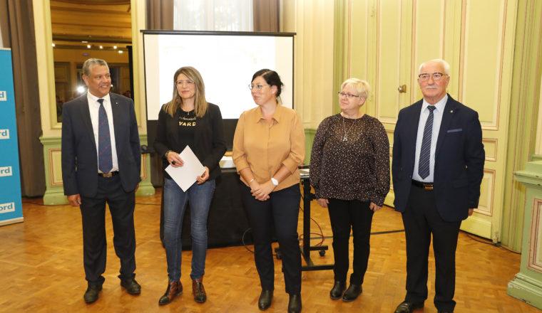 2ème prix Lauréat de la Semaine Bleue : CCAS de Beuvrages